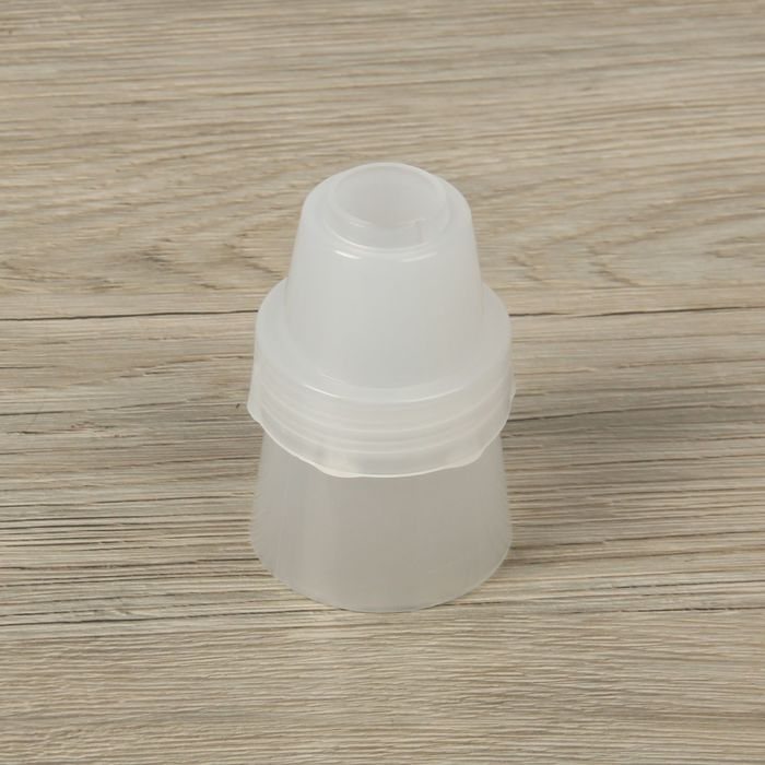 Адаптер для кондитерского мешка 8х5 см
