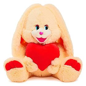Мягкая игрушка «Заяц», 55 см, МИКС