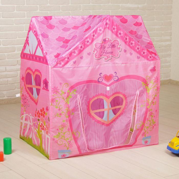 """Палатка Игровой домик  """"Дом My little house"""" 95х72х102см"""