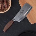 """Нож разделочный """"Секач"""", деревянная рукоятка"""