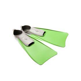 Ласты POOL COLOUR LONG, размер 26-29, M0746 05 0 10W, цвет зелёный