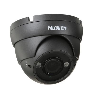 Видеокамера антивандальная Falcon Eye FE-IDV1080AHD/35M, AHD, 1080P, 2 Мп, варифокал, серая   258835