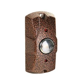 Кнопка выход Falcon Eye FE-100 Медь, антивандальная Ош
