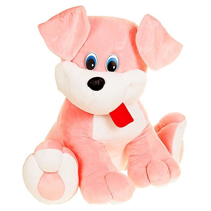 Мягкая игрушка «Собака Тошка», 65 см, МИКС