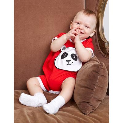 Песочник детский, рост 68 см, цвет красный