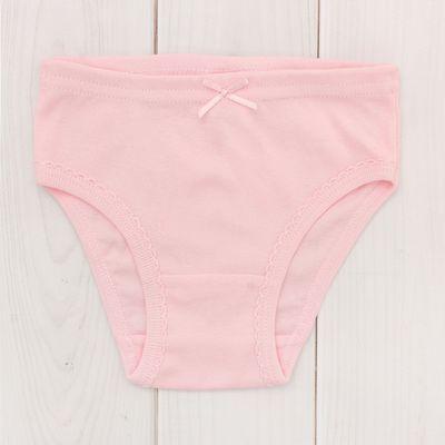 Трусы для девочки, рост 92 см, цвет светло-розовый