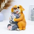 """Копилка """"Кошка с Собакой"""",  Н-30см"""