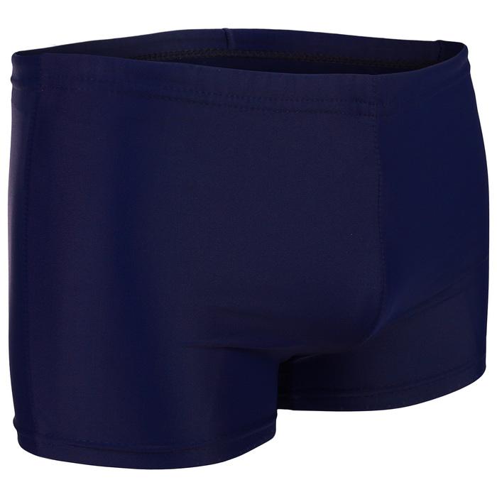 Плавки-шорты взрослые для плавания, размер 46, цвет МИКС