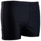 Плавки-шорты взрослые для плавания, размер 52, цвет чёрный