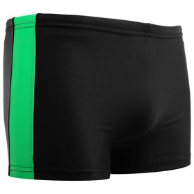 Плавки-шорты детские для плавания 002, размер 36, цвет микс