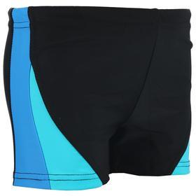 Плавки-шорты детские для плавания 003, размер 28, цвета микс