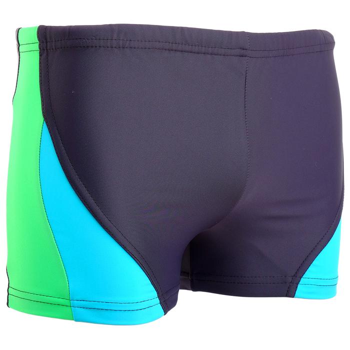 Плавки-шорты детские для плавания 003, размер 40 МИКС