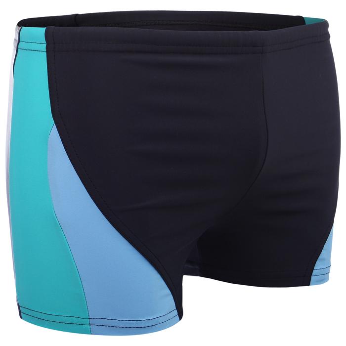 Плавки-шорты взрослые для плавания, размер 44, цвет микс