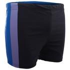 Плавки-шорты взрослые для плавания, размер 56