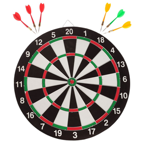 """Darts 17"""" in the package"""