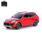 """Машина радиоуправляемая """"Porsche Cayenne Turbo"""", 1:18, работает от батареек, свет, МИКС"""