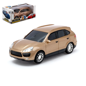 "Car ""SUV"", battery powered light and sound effects, 1:24 scale, MIX"