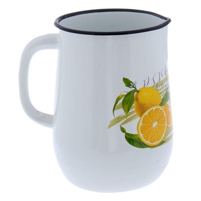 """Кувшин 2,5 л """"Лимон"""""""