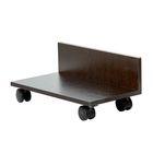 Roll-out shelf 455х250х190 dark Wenge