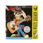 Комплект струн для акустической гитары Alice A206-L Light, фосфорная бронза, 12-53