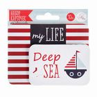 """Набор карточек для творчества """"Deep sea"""", 9,5 х 10 см"""