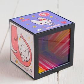 Прикол-копилка «Пустой квадрат», цвета МИКС