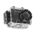 Экшн-камера Gembird ACAM-002, 5MP, 1920 x 1080 FHD, ЖК дисплей 2.0