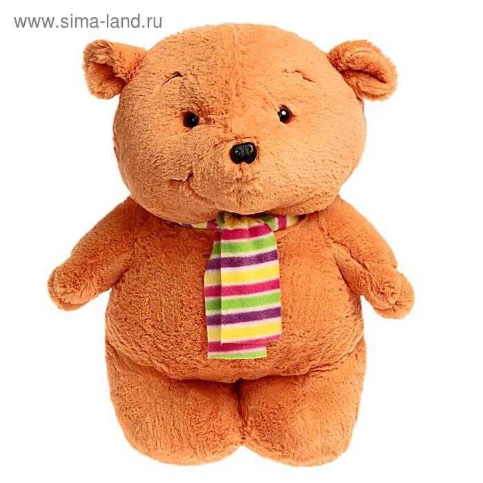 Мягкая игрушка «Медвежонок Пончик большой», цвета МИКС