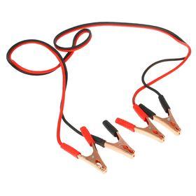 Провода пусковые Nova Bright, 300 А, морозостойкие, в сумке, 2.5 м