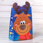 Коробка складная «Радости и веселья», 15 × 7 × 22 см