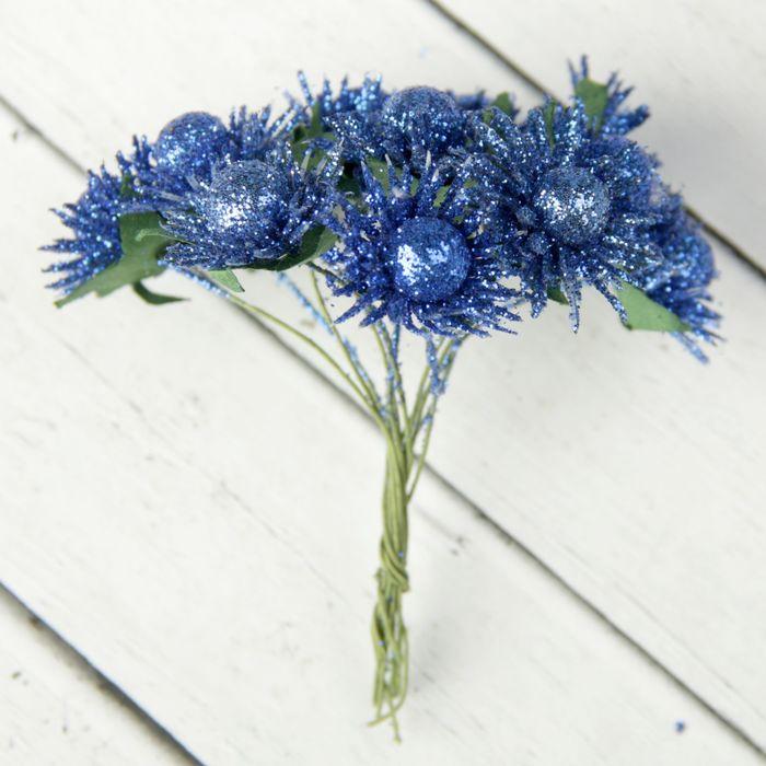 большой букет синие хризантемы фото которых