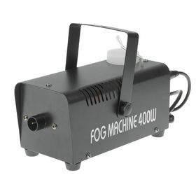 Smoke generator with remote control, 85 cubic m/min.