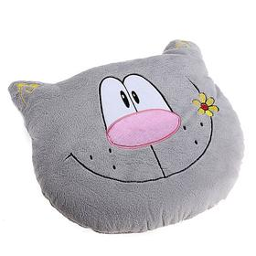Подушка «Веселый кот»