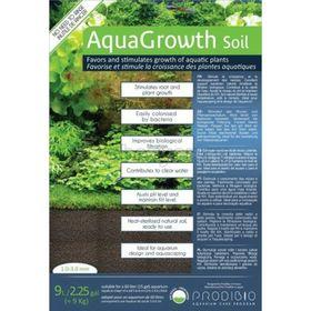 Грунт аквариумный для растений AquaGrowth Soil 1-3мм, 9л