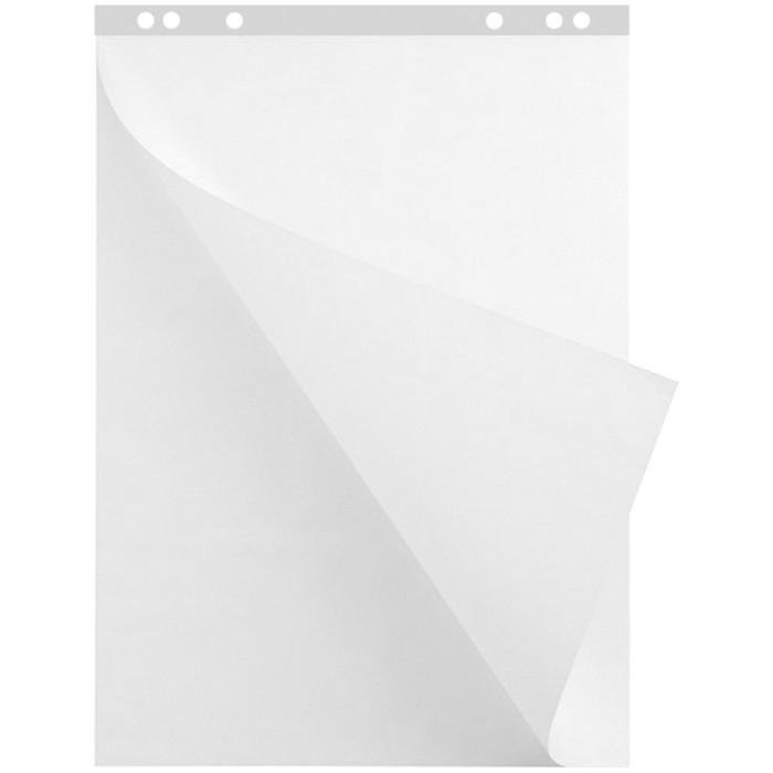 Блокнот для флипчарта 64х96 см, белый, 20 листов - фото 370903426