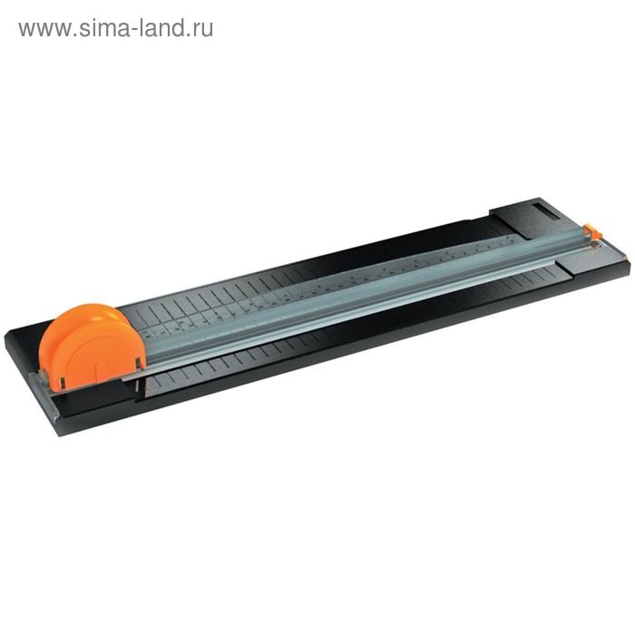 Резак роликовый A4 Berlingo 300 мм до 5 листов, пластиковое основание