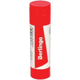 Клeй-карандаш ПВП 21 г Berlingo