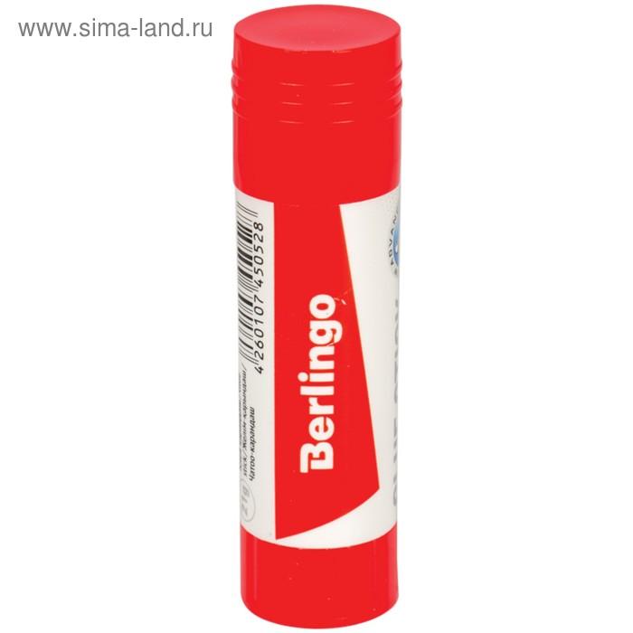 Клей-карандаш PVP 21г Berlingo