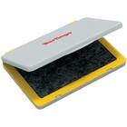 Штемпельная подушка 100х80 мм, неокрашенная, пластиковая