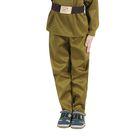 """Штаны военного """"Галифе"""", детские, р-р 32, рост 122 см"""
