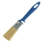 Кисть флейцевая TUNDRA comfort, искусственная щетина, пластиковая ручка, 25 мм