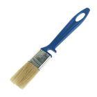 Кисть флейцевая TUNDRA comfort, смешанная щетина, пластиковая ручка, 25 мм