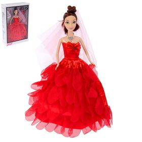 "Doll model ""rose"" wedding dress, MIX"