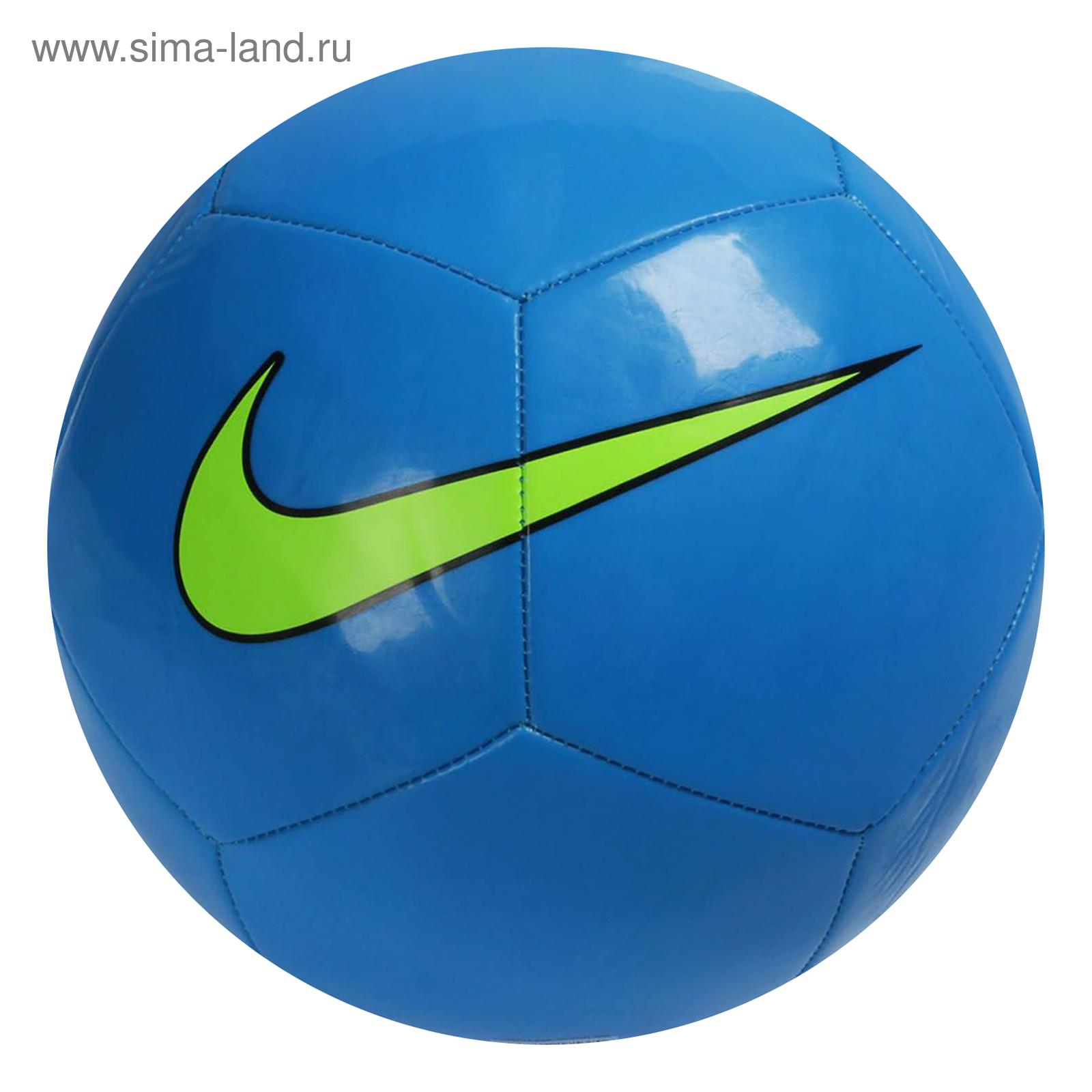 0634c8fd Мяч футбольный Nike Pitch Training, SC3101-406, размер 5 (2615102 ...