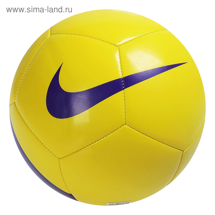 Мяч футбольный Nike Pitch Team, SC3166-701, размер 4