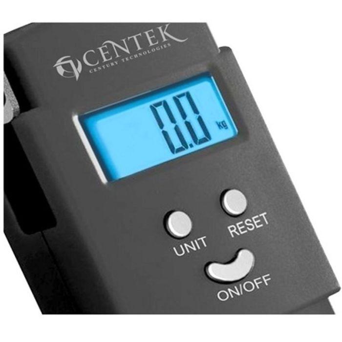 Весы багажные Centek CT-2491, до 40 кг, черный