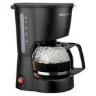 Кофеварка Maxwell MW-1657, 600 Вт, 600 мл, капельная