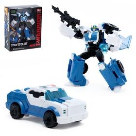 Робот-трансформер «Автобот-полицейский»