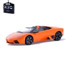 """Машина радиоуправляемая """"Lamborghini Reventon"""", масштаб 1:14, работает от аккумулятора, свет, МИКС, mz 2027"""