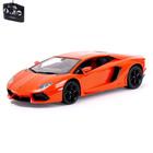 """Машина радиоуправляемая """"Lamborghini Aventador"""", 1:14, работает от аккумулятора, свет, МИКС, mz 2025"""